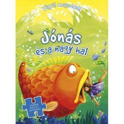 Vigyél magaddal! - Jónás és a nagy hal /Puzzle könyv/
