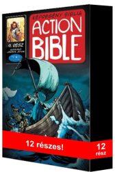 Action Bible - Képregény Biblia  1-12.