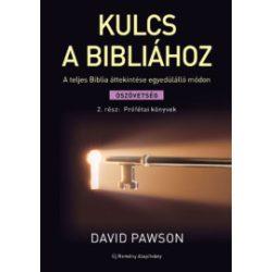 Kulcs a Bbliához -Ószövetség 2.- David Pawson