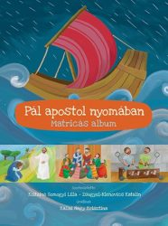 Pál apostol nyomában - matricás album