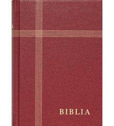 Biblia, revideált új fordítás, nagy méretű, vászonkötésű