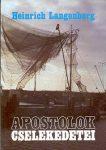 Apostolok cselekedetei - Heinrich Langenberg