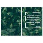 Jegyzetfüzet - Légy bátor és erős