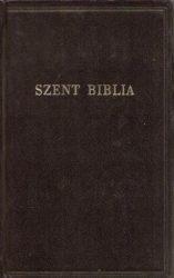 Biblia - Károli fordítás -nagybetűs