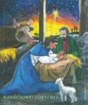 Karácsonyi történet puzzle 1.