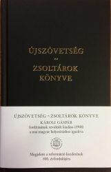 Újszövetség-Zsoltárok könyve Jubileumi kiadás