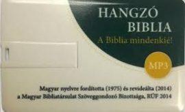 Hangzó Biblia Mp3