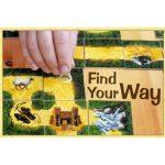 Find your way - angol társasjáték