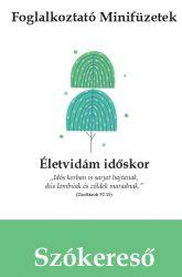 Foglalkoztató minifüzetek / Szókereső - Hornyák Adrienn